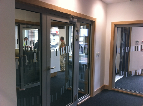 Fire Rated Glazing Systems Windows Amp Doors Gennaro Ltd Uk