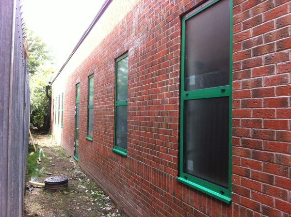 Fire Rated Door With Window : Fire rated windows doors shropshire