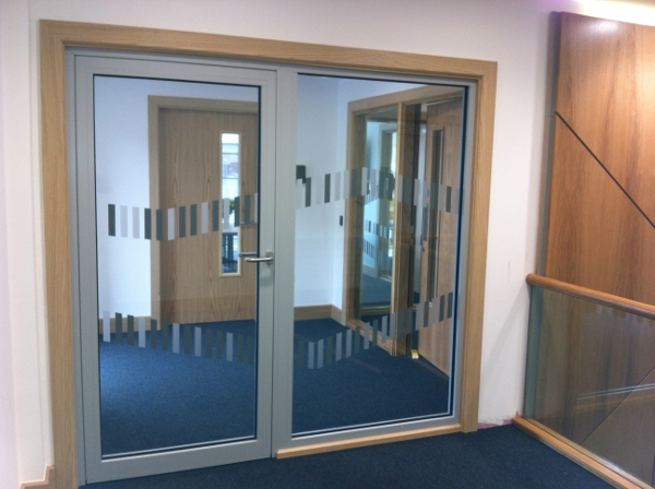 Aluminium Doors Fire Rated Aluminium Doors