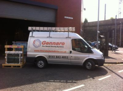 Gennaro Pallet Ready To Load