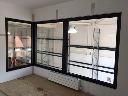 Fire rated windows fire rated screens maidenhead for Window insulation rating