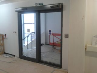 Fire Rated Automatic Door - West Midlands