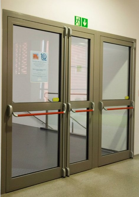Fire Door With Window : Fire rated glazing systems windows doors gennaro ltd uk